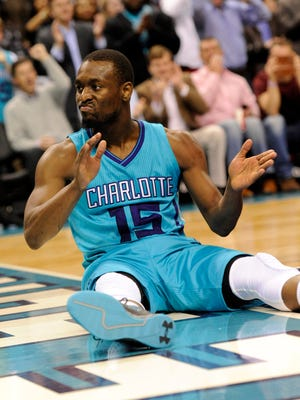 Hornets guard Kemba Walker will miss a minimum of six weeks after undergoing surgery to repair a torn lateral meniscus in his left knee.