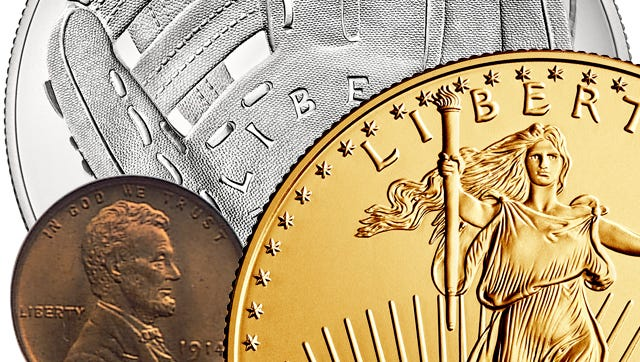 The Numismatists of Wisconsin will hold a coin show and bourse on May 15-16 in Iola.