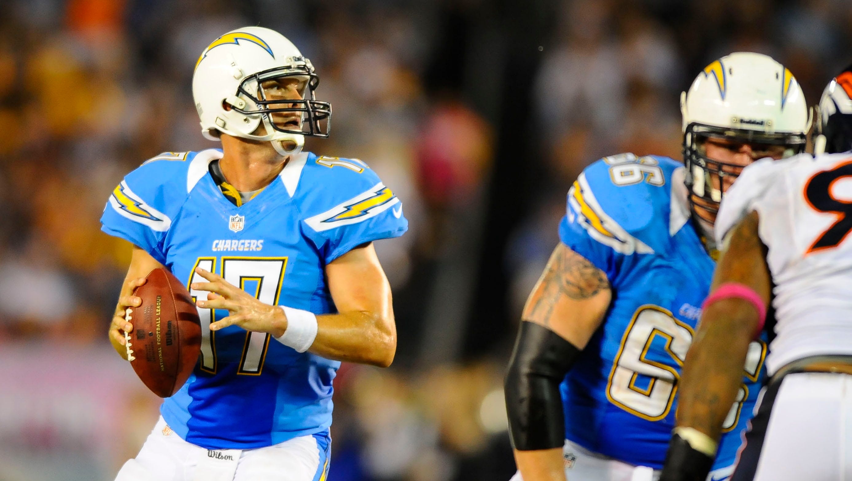 20. Philip Rivers, San Diego Chargers