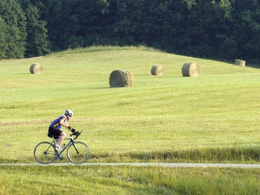GOBA - Bike path