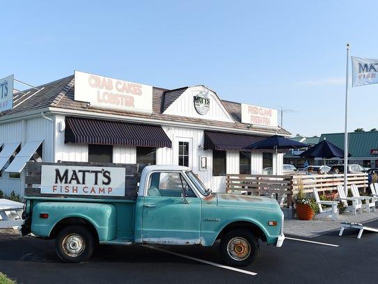 Matt's Fish Camp, SoDel Concepts' newest restaurant,