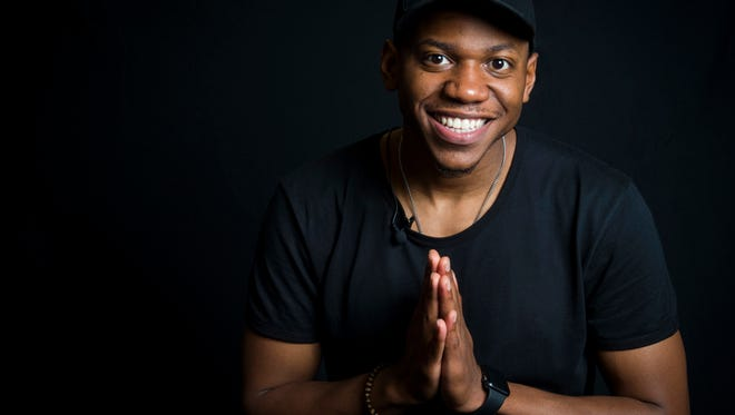 "Knoxville artist and winner of ""The Voice,"" Chris Blue will perform three sold-out shows, Thursday, Sept. 7, Friday, Sept. 8, and Sunday, Sept. 10, at the Tennessee Theatre."
