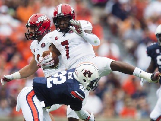 Auburn vs. Jacksonville State