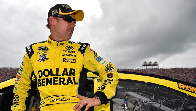 Matt Kenseth likely wrapped up a berth in the 2016 Chase for the Sprint Cup with a victory at Dover International Speedway in May.
