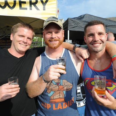 New look Brews By the Bay moves to Big Chill Beach Club