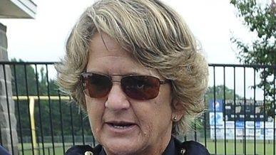 Wetumpka Police Chief Celia Dixon