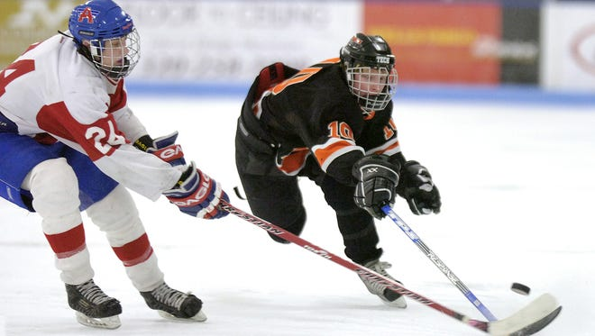 A proposal to co-op the St. Cloud Apollo and Tech boys hockey programs will be decided soon by the St. Cloud school board