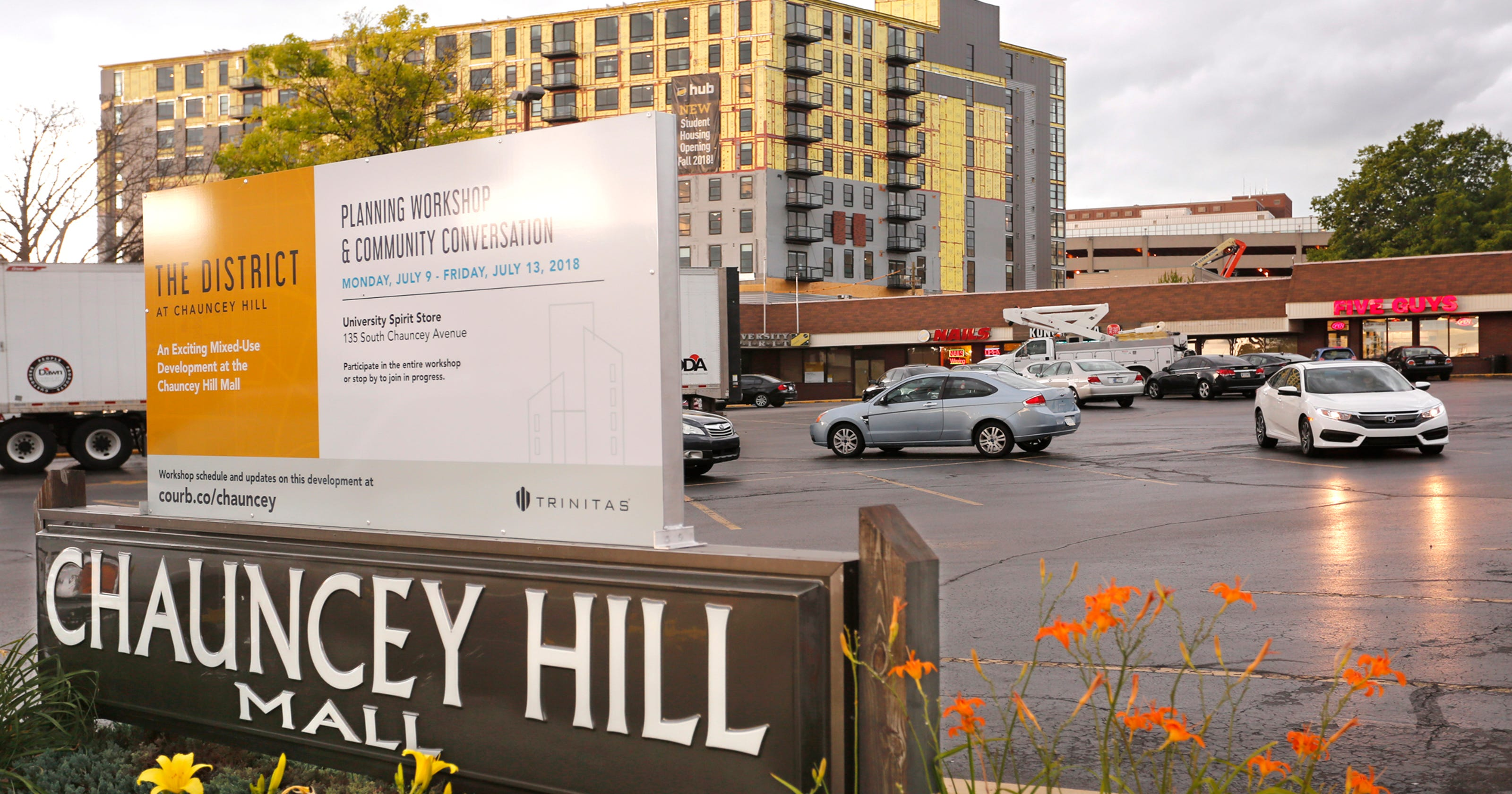 Bangert: Tales from Chauncey Hill Mall, a hangout for generations