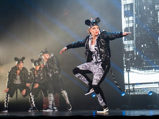 """Hip Hop Nutcracker"" at the Riverside Theater Dec. 7 puts a new spin on the classic Tchaikovsky score, featuring a DJ, electric violinist and a dozen hip-hop dancers."