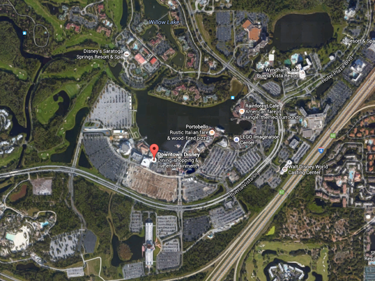 DisneyQuest at Downtown Disney closing in 2016