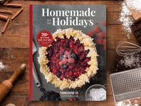Modern family, meet the modern holiday cookbook