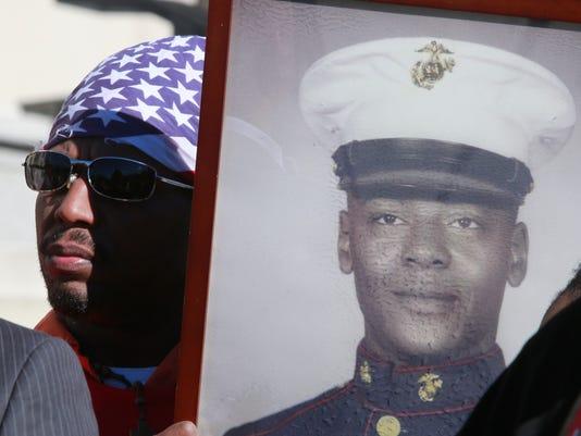 Kenneth Chamberlain Sr. Veterans Day