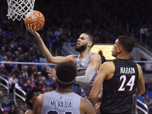 Nevadas Cody Martin Proving Theres No Player In College Basketball Quite Like Him