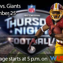 Thursday night Football is on WUSA9 this year!