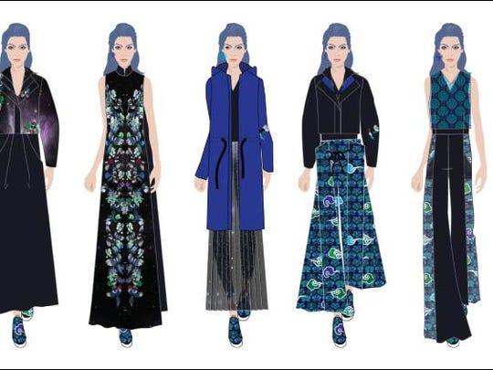 The fashion house Loom Loop will show at New York Fashion week Feb.9-16