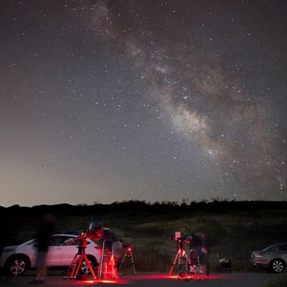 The National Park Service and the Ventura County Astronomical