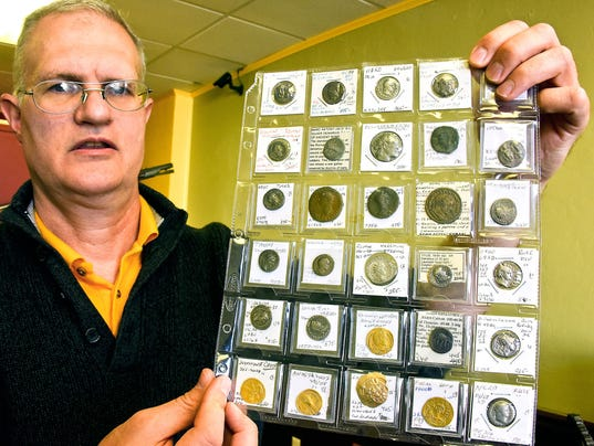 Helping collectors find the real silver coins and the real 'I like Ike' buttons