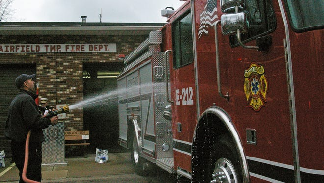 Trustees say continuing to supplement the Fairfield Township police and fire department levies with general fund dollars could bring the account's year-end balance to near zero within four years.