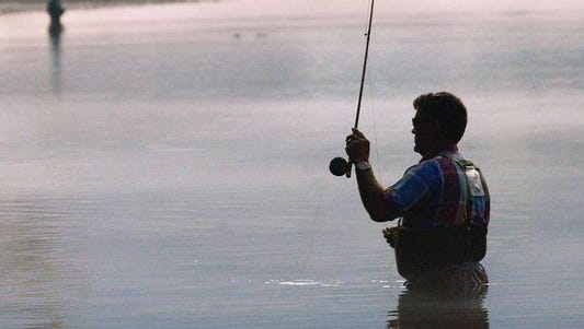 Find out where they are biting and what they are biting on in southwest Missouri