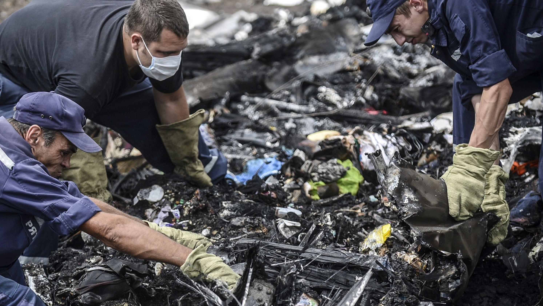 Liability Issues Unanswered In Malaysia Flight 17 Crash