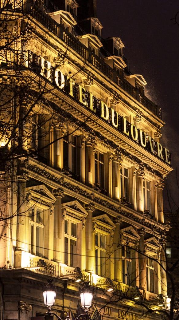 The Hotel du Louvre in Paris has joined Hyatt Hotels'