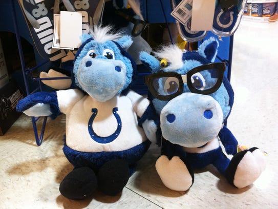 Colts Plush Toys