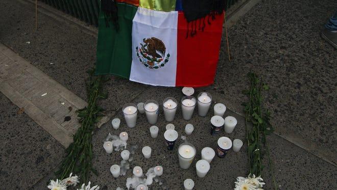 Continúa el crimen organizado cobrando vidas en México.