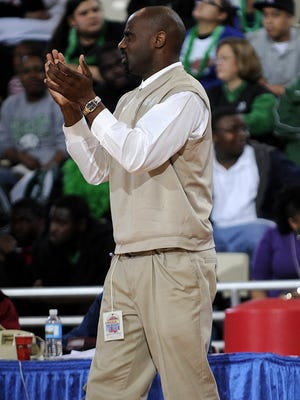 Bossier coach Jeremiah Williams' team won its first-round playoff game against West Ouachita.