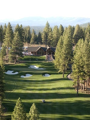 The PGA Tour Barracuda Championship begins Thursday at Old Greenwood near Truckee.