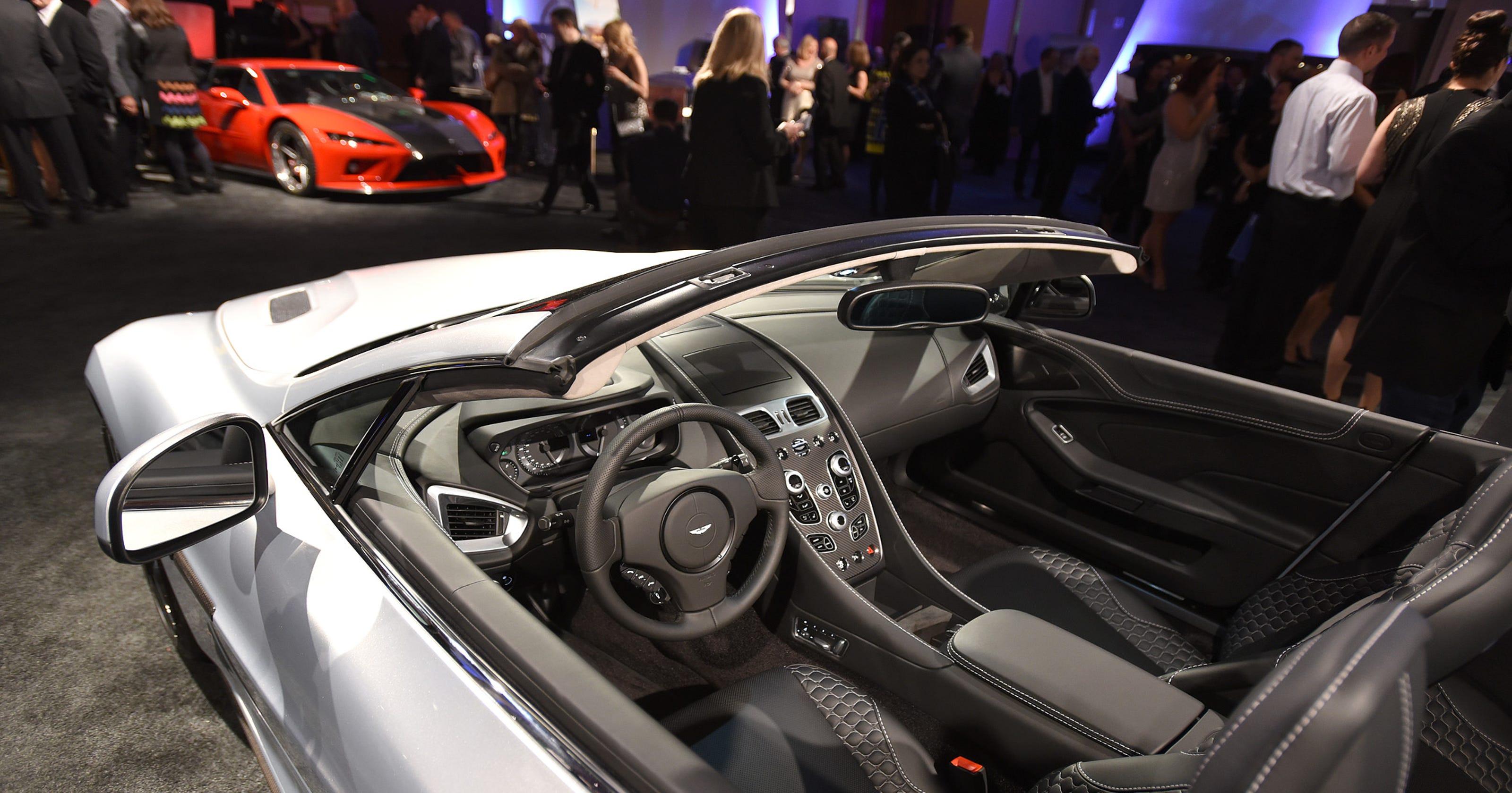 The 2016 Gallery Luxury Auto Event