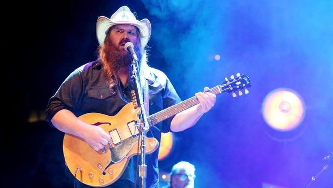Chris Stapleton is a nominee for the 2018 ACM Awards.