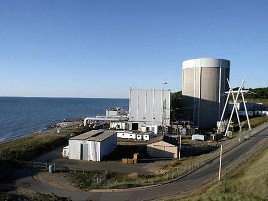 PALISADES NUCLEAR PLANT