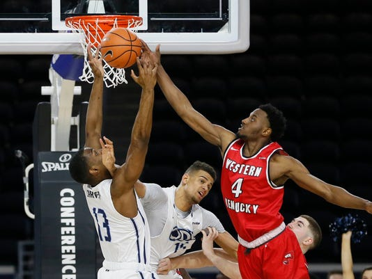 NCAA Basketball: Conference USA Tournament-Western Kentucky vs Old Dominion