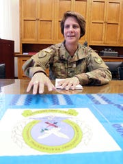 Brig. Gen Cindy Jebb is the new dean of the academic board at West Point Sept. 15, 2016. She grew up in New City, and attended Clarkstown South High School in West Nyack.