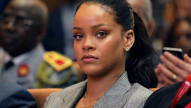Singer Rihanna has spoken out about domestic abuse, after her ex-boyfriend Chris Brown violently assaulted her in 2009.
