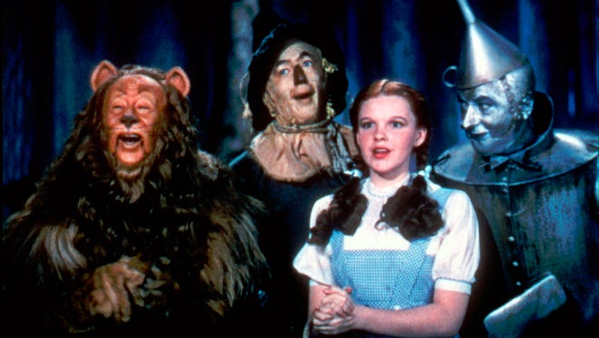 """1939 photo """"The Wizard of Oz."""""""