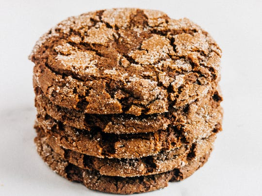 Spicy Ginger Cookies have 2 ½ tablespoons of the aromatic