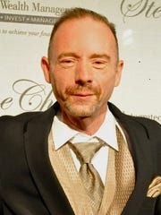 Timothy Ray Brown, at a Palm Springs charity event. Brown was cured of HIV through a bone marrow transplant in 2007 and now has company after a patient in London has been reportedly cured of the virus.