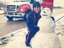 User-submitted snowman photos from the wintry weekend!