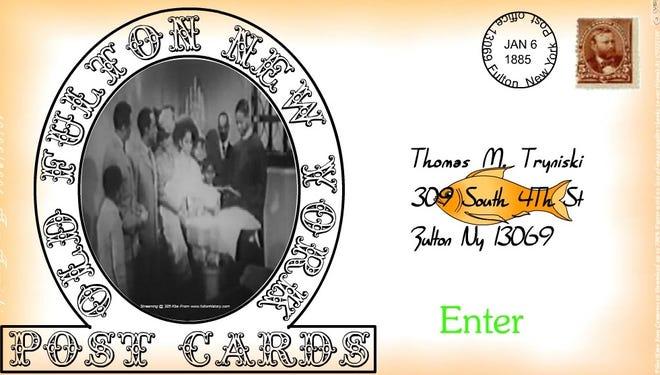 Old Fulton Postcards