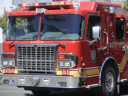 Around 5:30 p.m. on Thursday neighbors called 911 to report an apartment fire in the800 block ofNorthFloral Street, near Lincoln Oval Park.