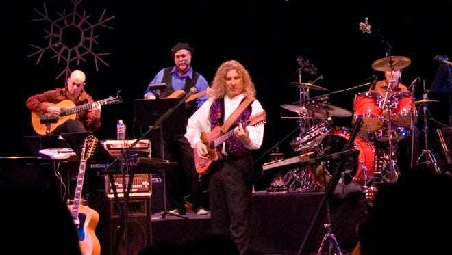 David Arkenstone will bring his musical holiday show, David Arkenstone's Winter Fantasy, to the Scherr Forum Theatre at the Thousand Oaks Civi Arts Plaza on Dec. 23.