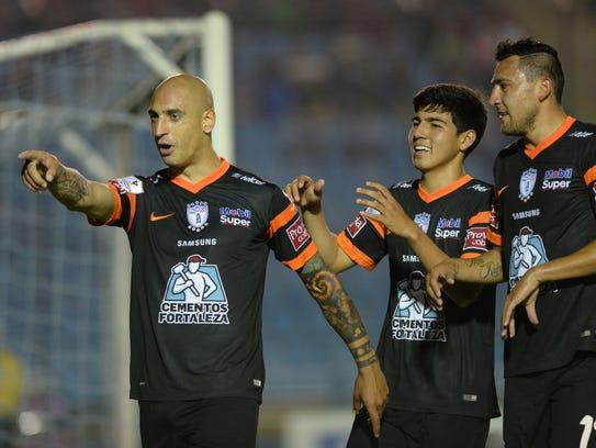 Ariel Nehualpan es uno de los jugadores claves del