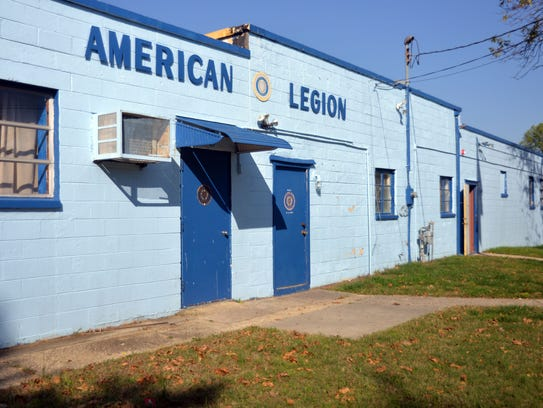 American Legion Theodore Roosevelt Post 4 will be vacating