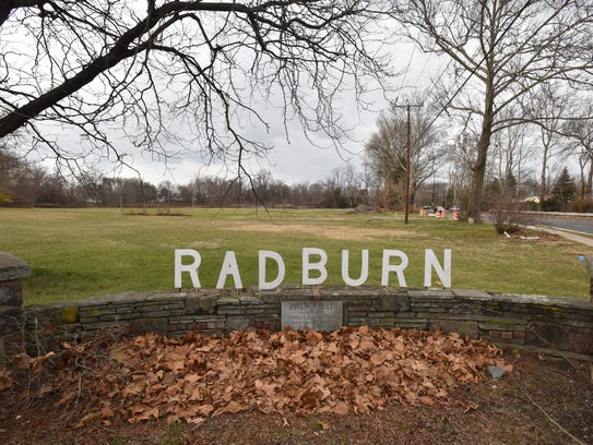 The historic Radburn neighborhood in Fair Lawn.