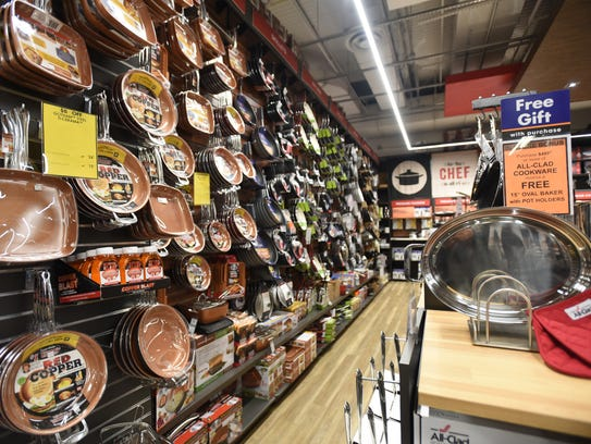 The Chef Central addition gives Bed Bath an opportunity