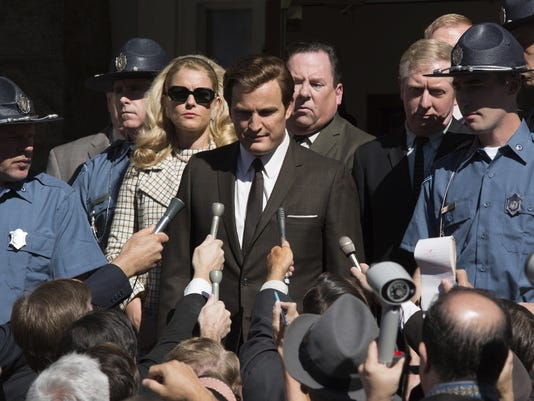 Film Review Chappaquiddick
