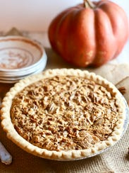 Dot's secrets for making this delicious pecan pie is