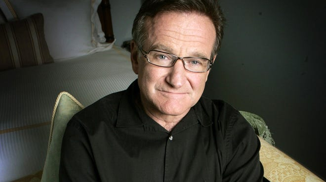 Robin Williams was found dead at his home in California on Aug. 11, 2014.