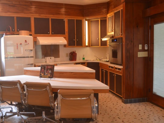 Johnny Cash's mother Carrie loved her kitchen at the